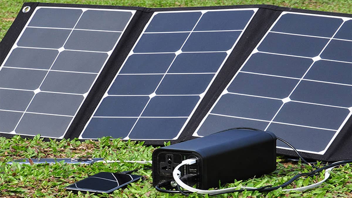 Best Solar Charger For Hiking