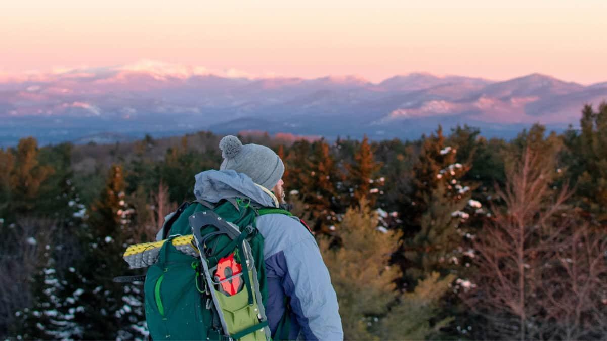 Best Hiking Har For Winter