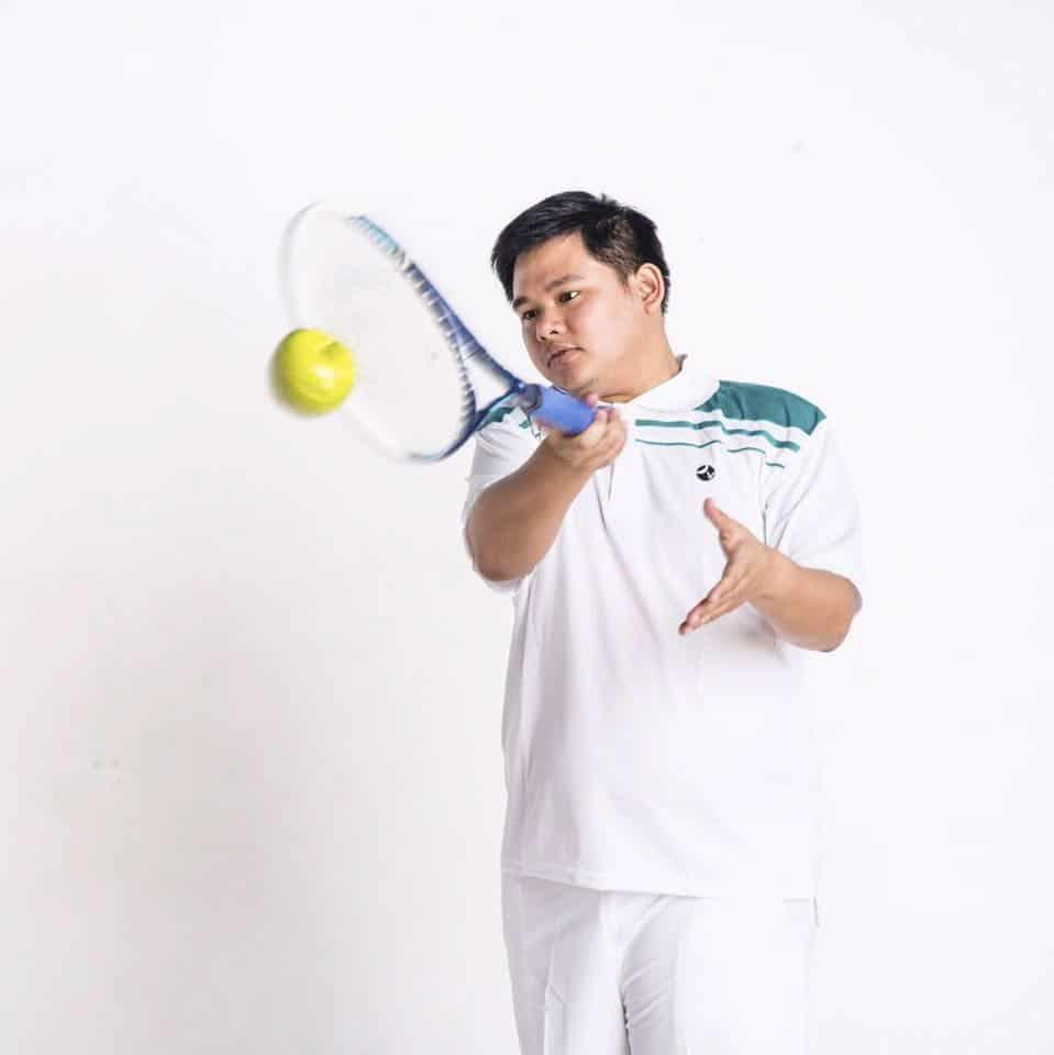 Emman Damian The Tennis Foodie