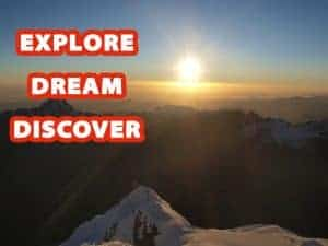 Explore our beautiful world