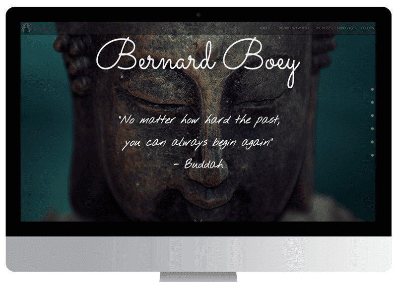 Bernard Boey