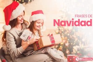 +30 Frases de feliz navidad para compartir este fin de año