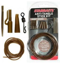 STARBAITS Anti Tangle Stick Kit (montáž) - zelená