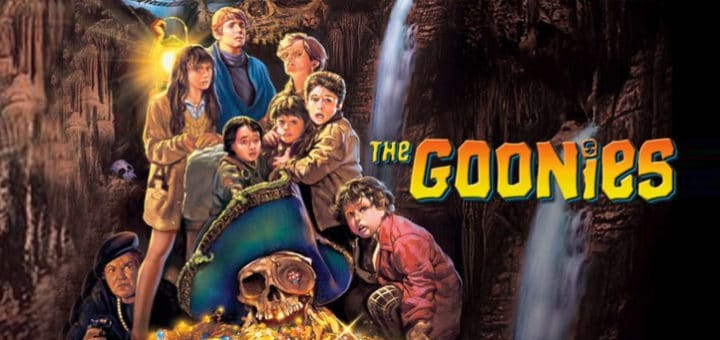 Affiche The Goonies