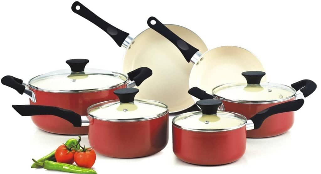 Cook N Home NC 00359 Nonstick Ceramic Coating