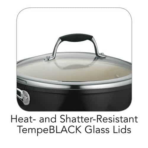 Tramontina Cookware Reviews- Heat and Shutter Resistant
