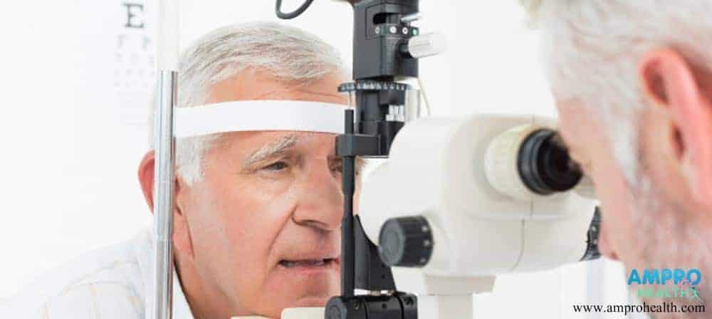 ผลกระทบต่อการฉายรังสีรักษามะเร็งต่อตา
