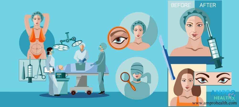 การทำศัลยกรรมของคนแต่ละช่วงอายุ