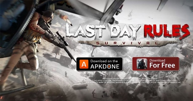 Last Day Rules: Survival poster