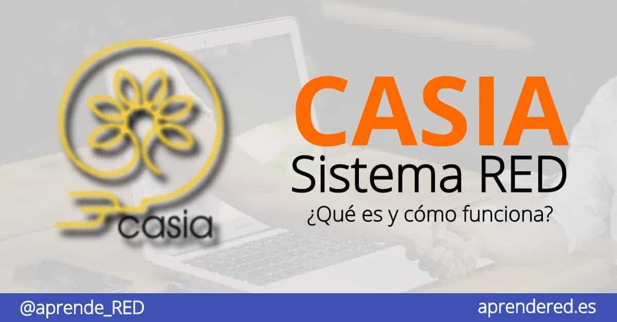 CASIA Sistema RED