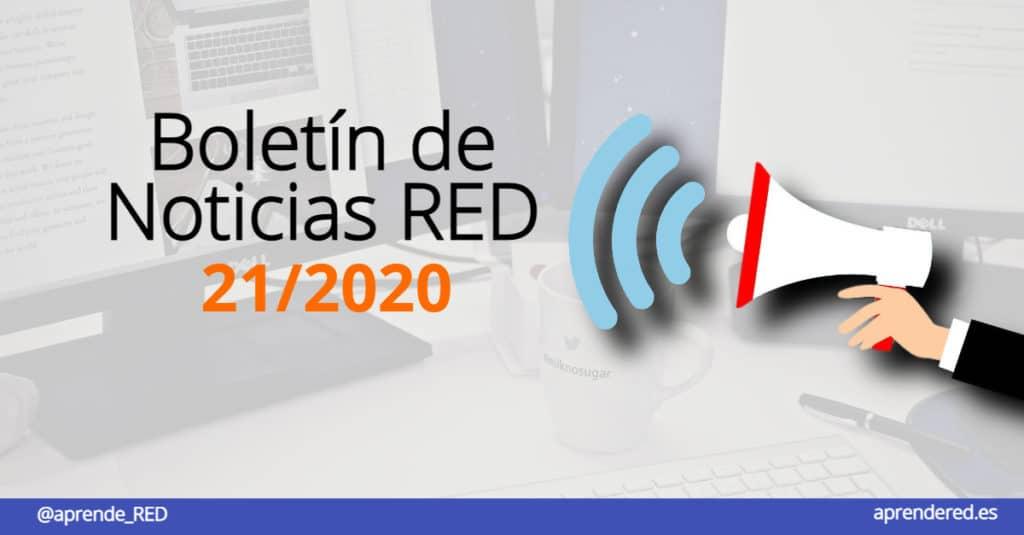 BNR 21/2020 Sistema RED