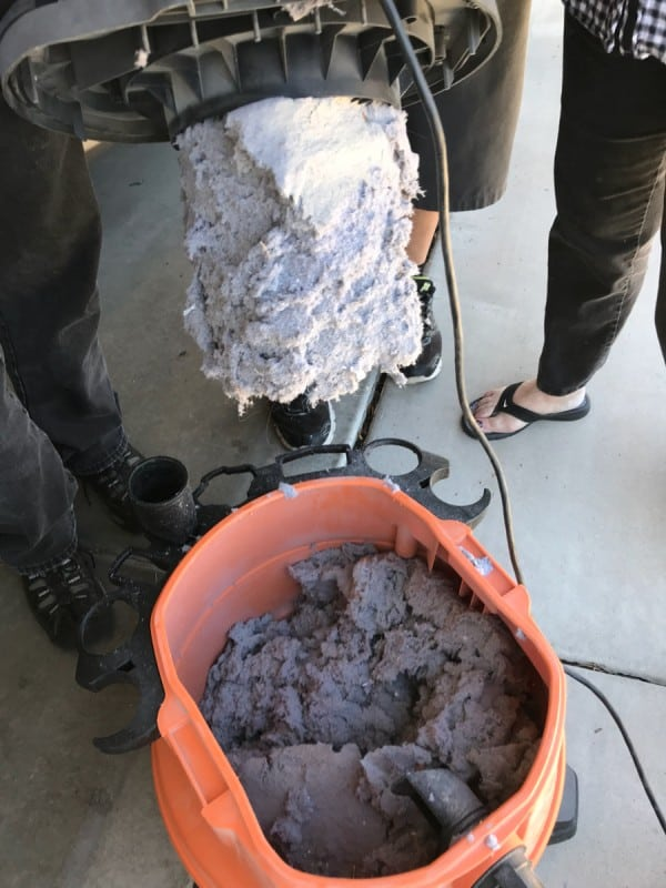 Dryer Vent Cleaning Lint