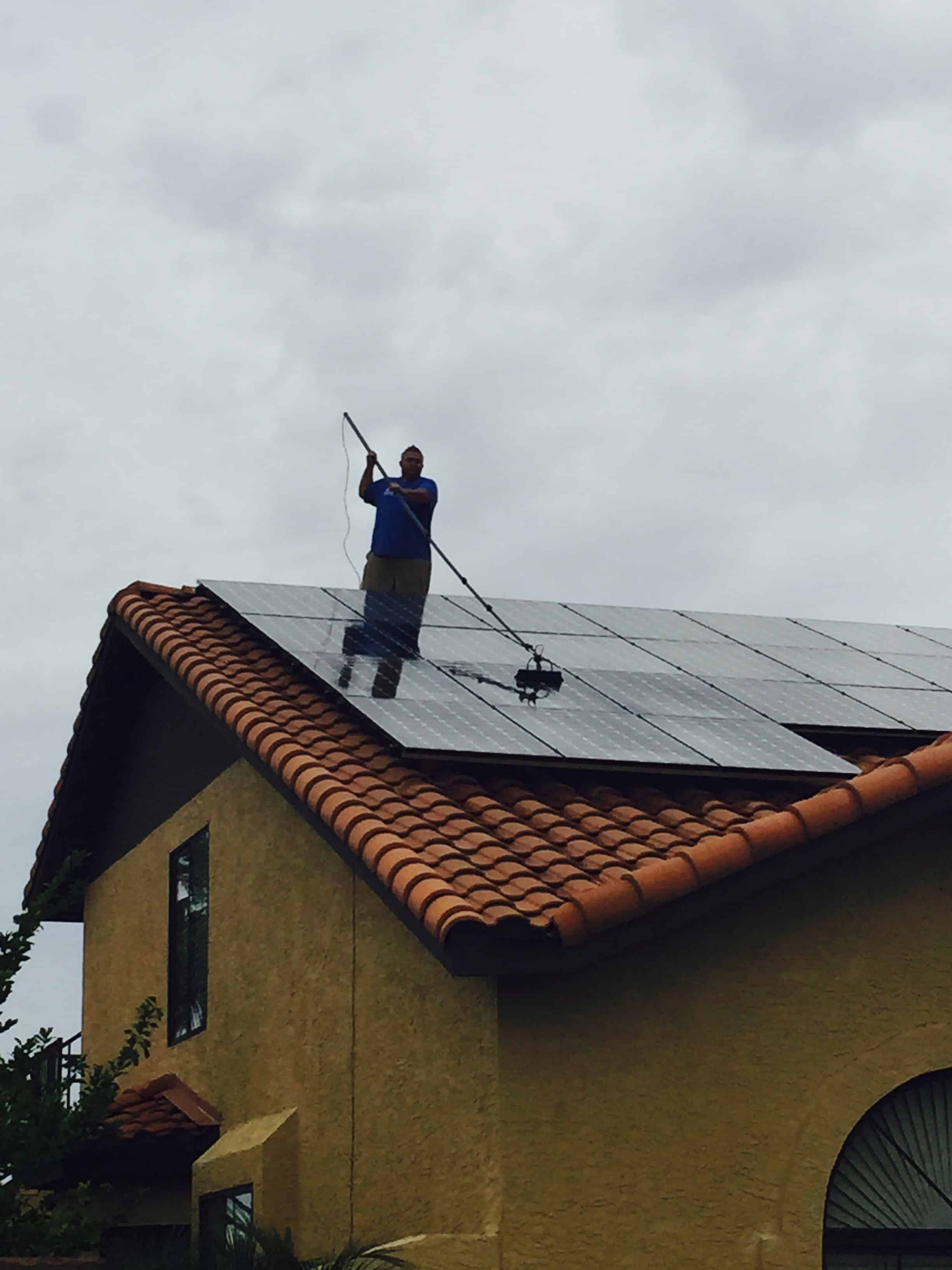 Solar Panel Cleaning Experts in AZ