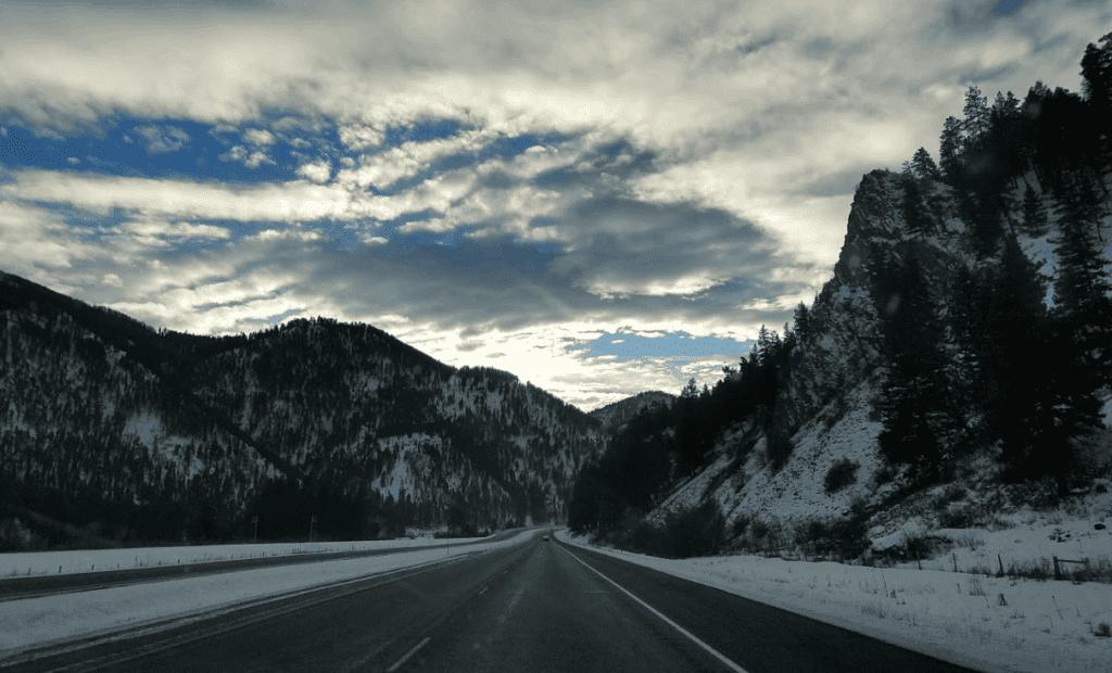 Road Trip in Idaho