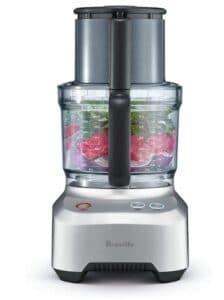 Breville RM-BFP660SILUSC Electric Food Processor, Silver