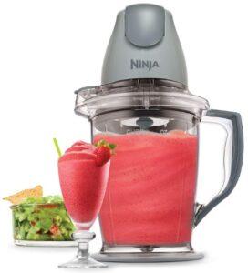 Ninja 400-Watt Blender/Food Processor for Frozen Blending, Chopping