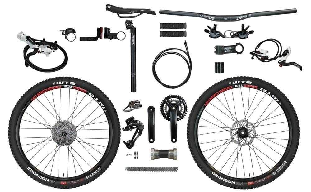 How to Build a Mountain Bike