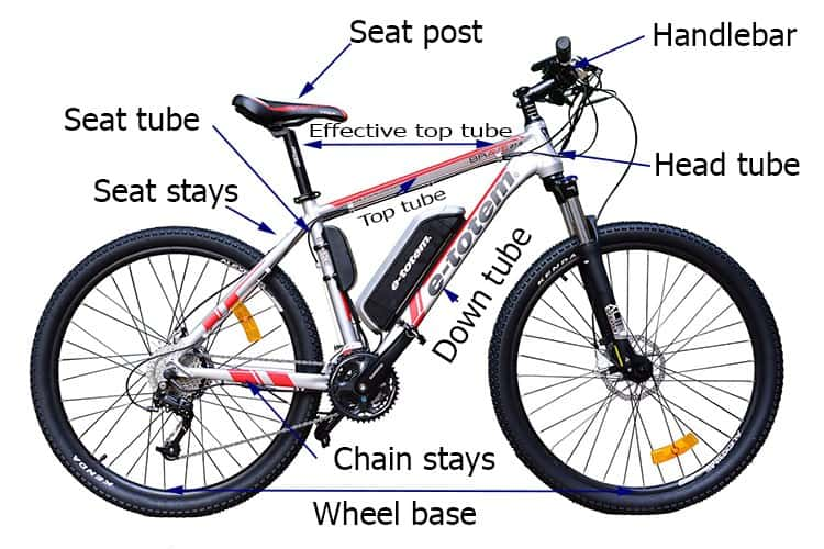 How to Size a Mountain Bike