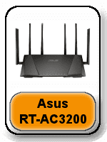 Asus RT-AC3200 Router - Best AC3200 Routers For 2017