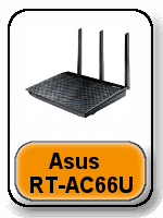 Asus RT-AC66U - Best Router for Gaming