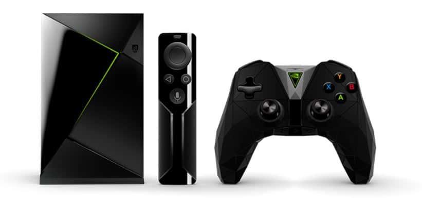 Nvidia Shield TV Pro Home Server