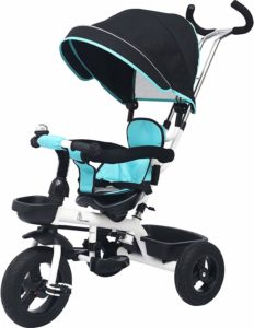 R For Rabbit Tiny Toes Striker - Best Tricycle in India