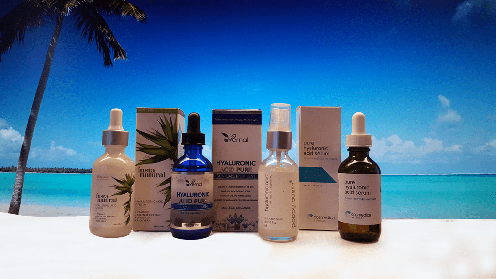 Hyaluronic acid for skin, skin care products, Pittsburgh Pa, Cranberry TWP PA