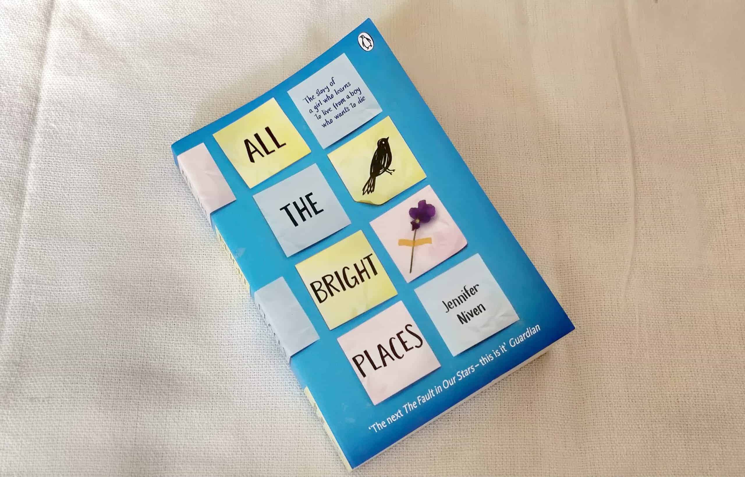All The Bright Places By Jennifer Niven Review