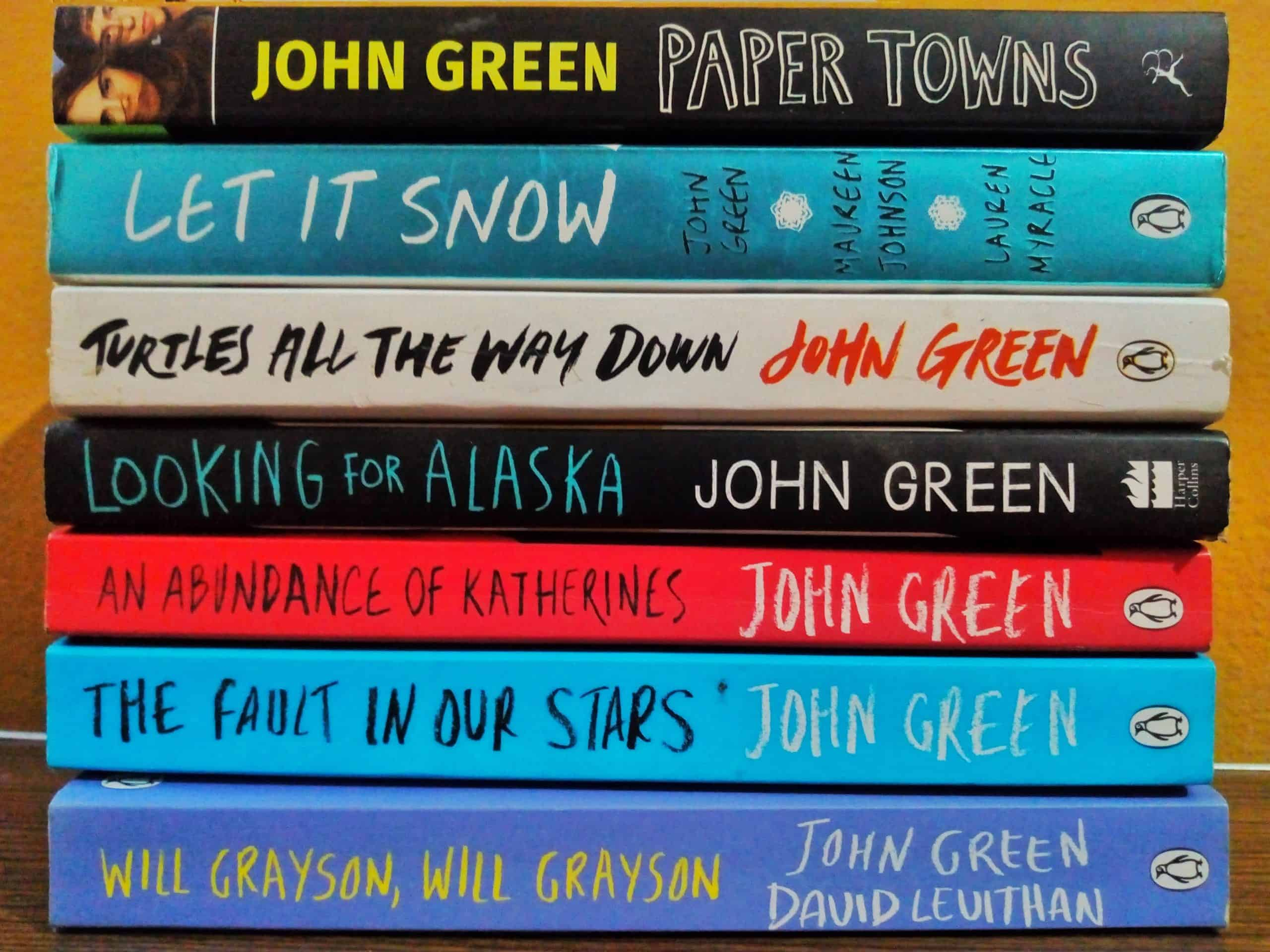 John Greens Obsession With Intelligence That Reflects In His Unique Characters