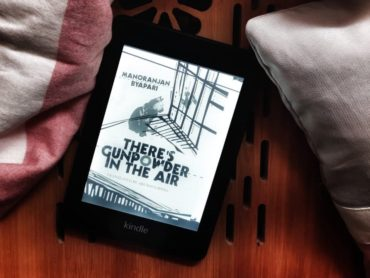 Theres Gunpowder In The Air By Manoranjan Byapari Review