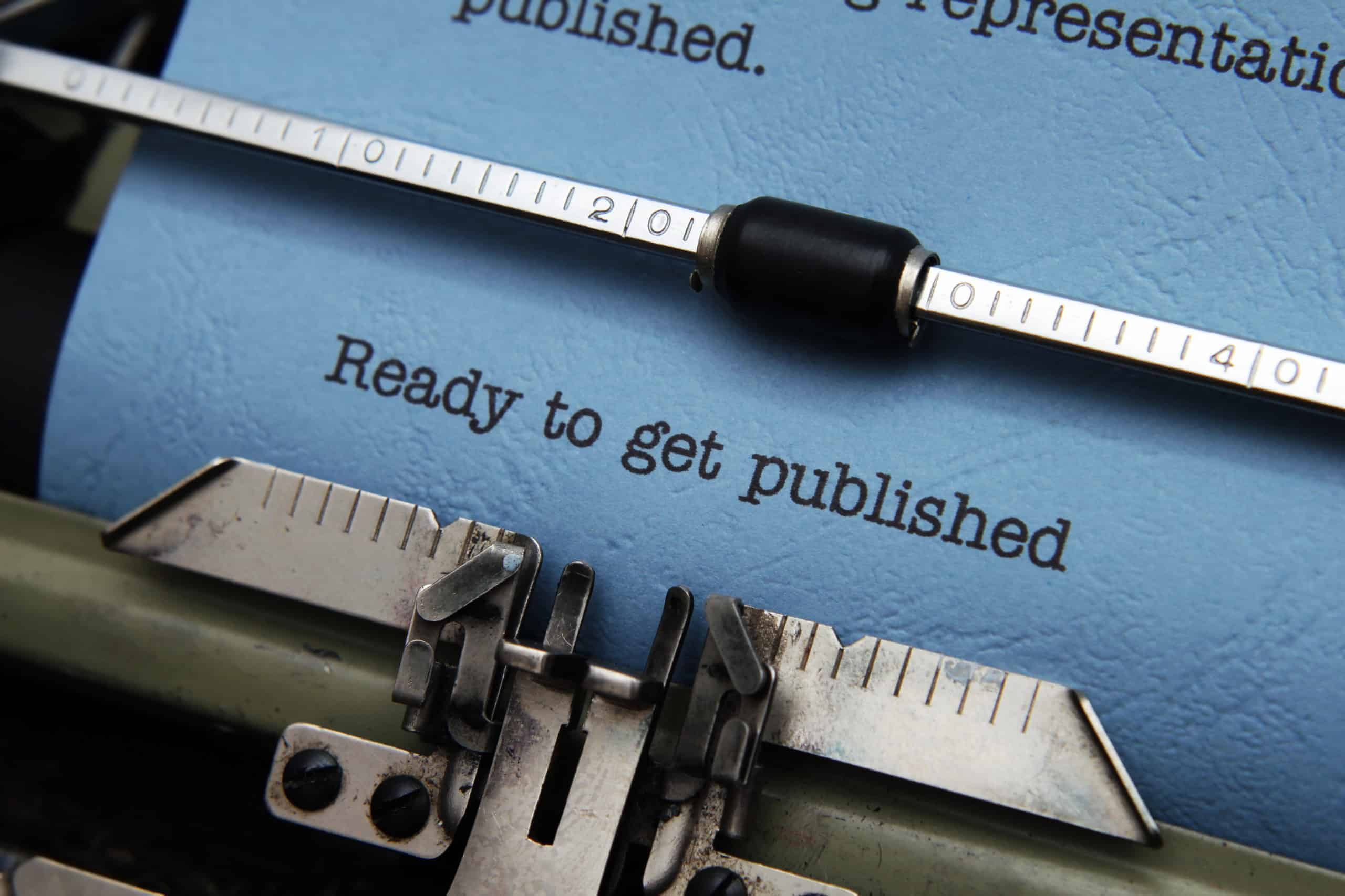 Prepare to Publish: Tips to Make the Journey Easier