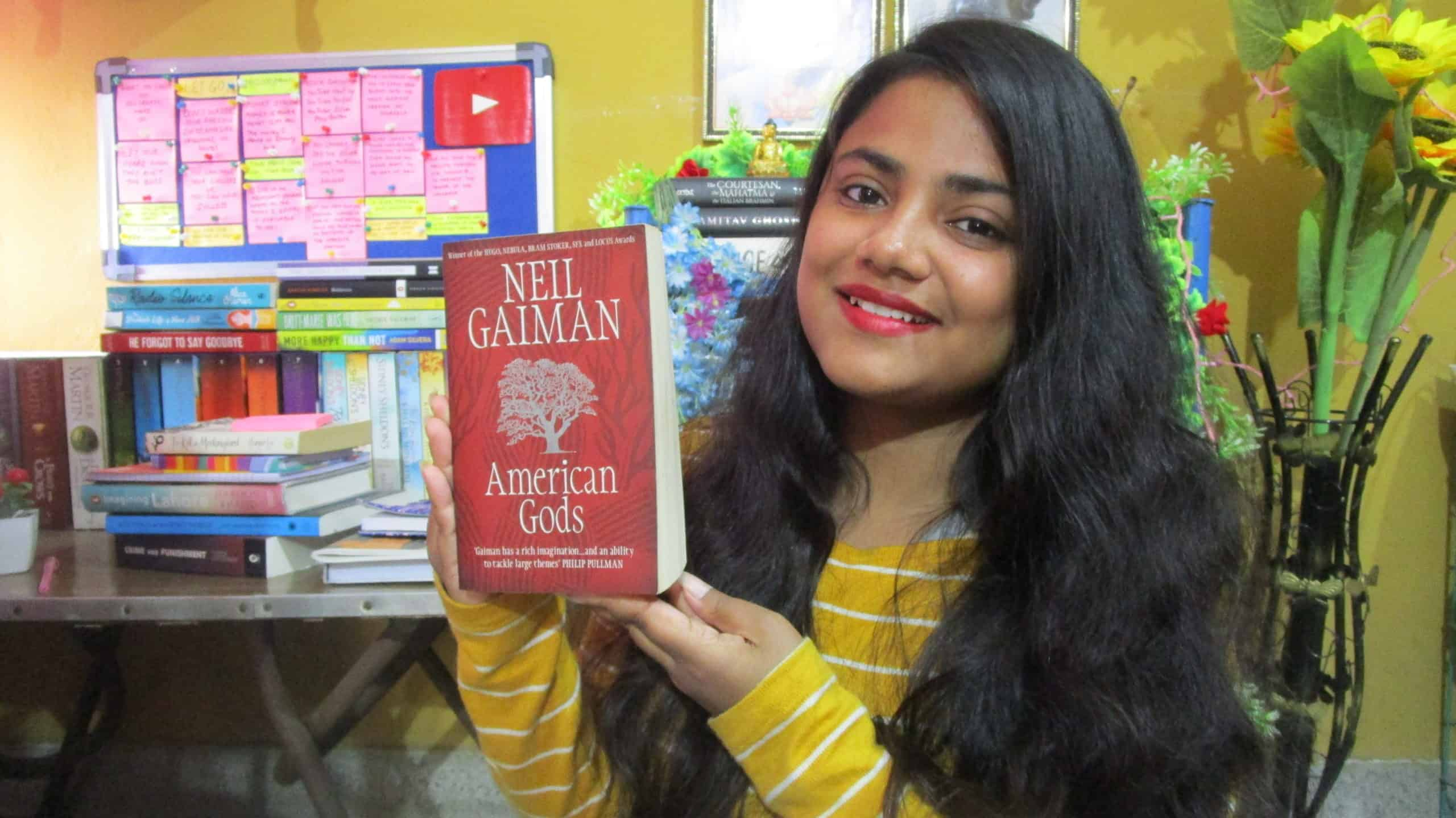 American Gods By Neil Gaiman Author Book Novel Review Rating