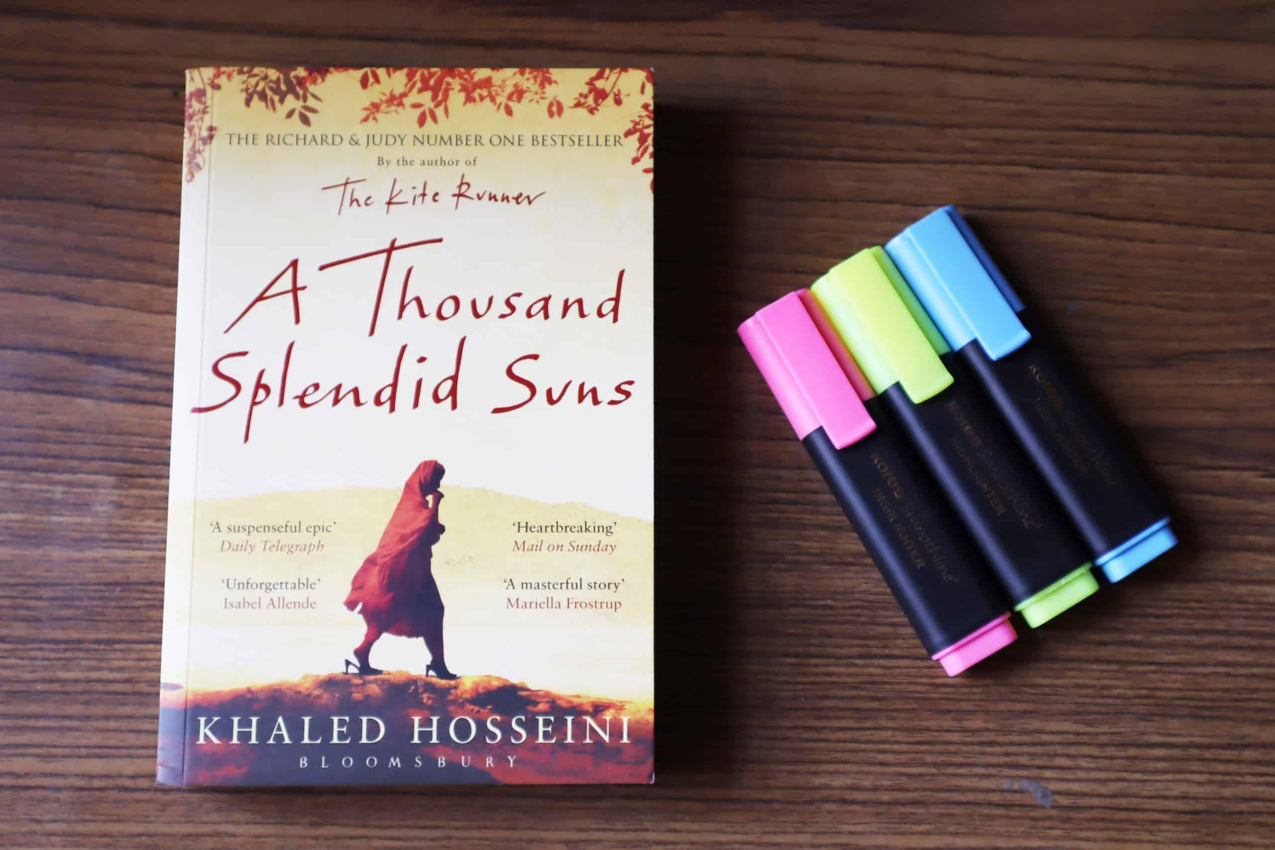A Thousand Splendid Suns Is Every Readers Dream Book