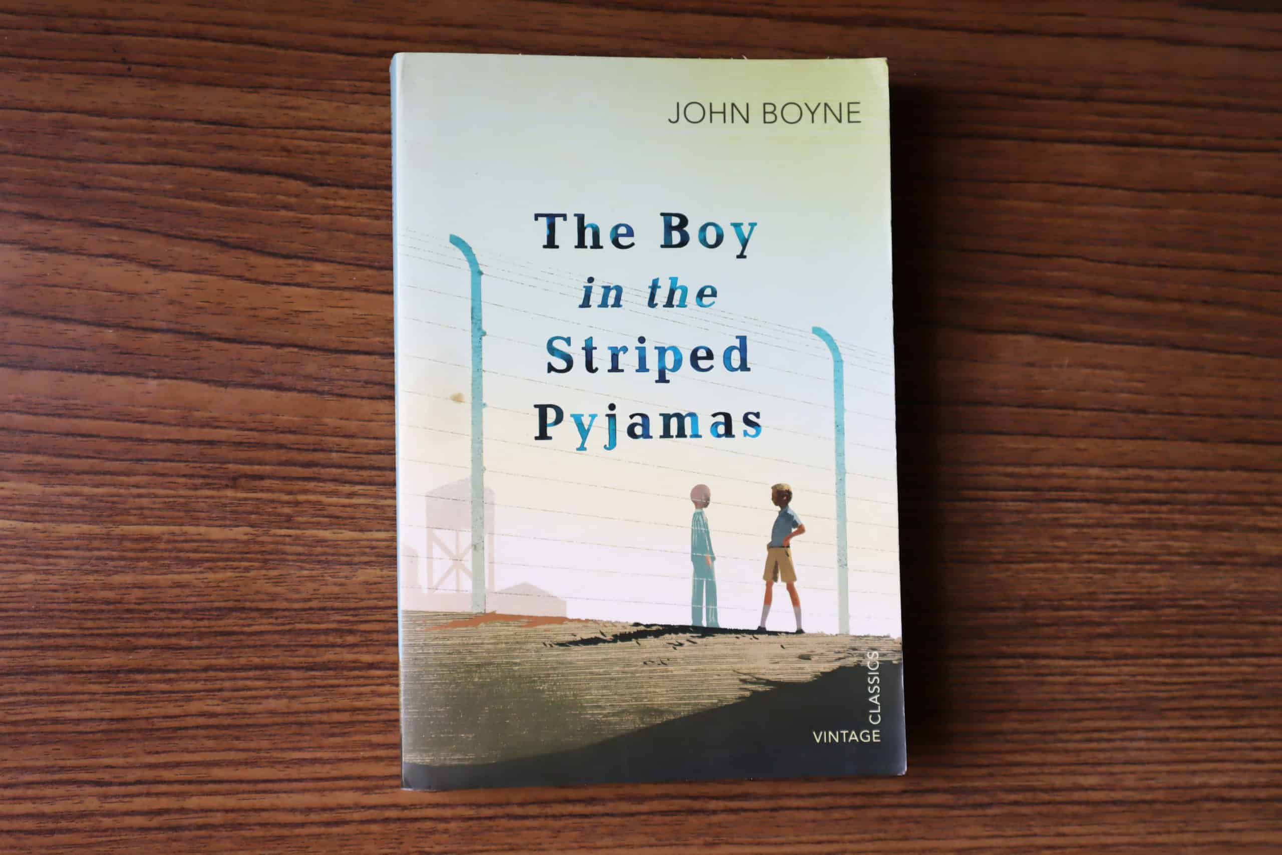 The Boy In The Striped Pyjamas By John Boyne Author Novel Review Rating Book