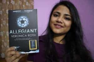 Allegiant – The Final Book of The Crazy World of Divergent