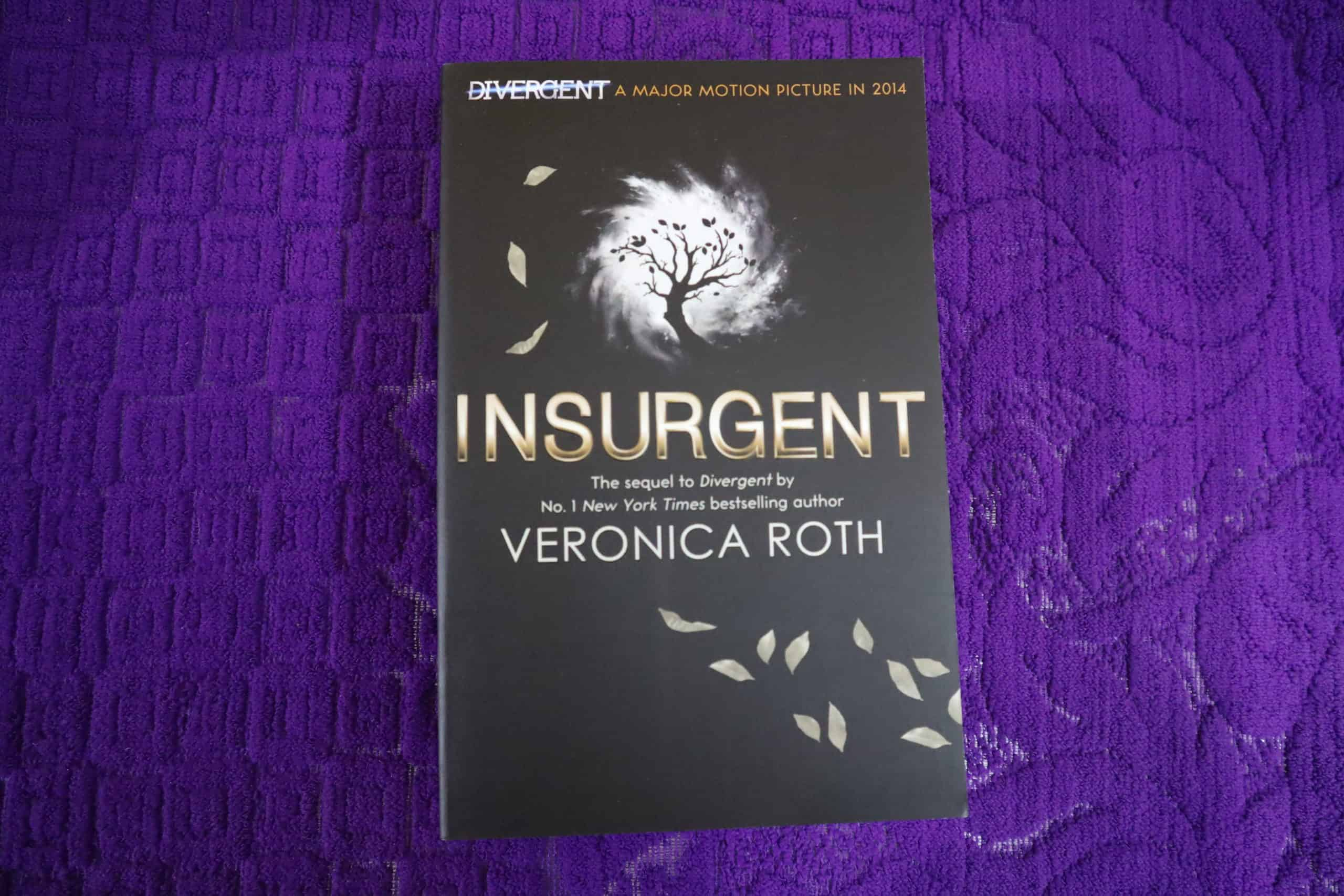 Insurgent By Veronica Roth Author Book Novel Review Rating