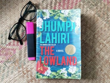The Lowland By Jhumpa Lahiri Author Book Novel Review Rating