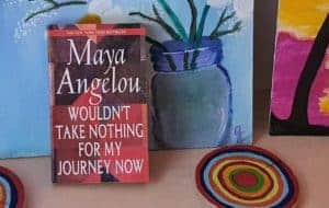 Wouldnt Take Nothing for My Journey Now by Maya Angelou Author Book Novel Review Rating
