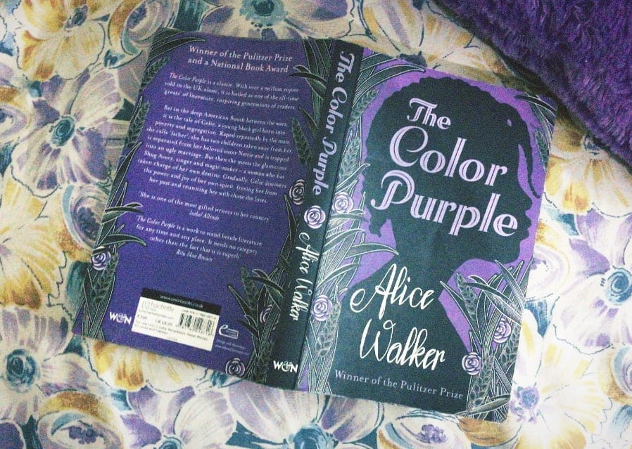 The Color Purple By Alice Walker Author Novel Book Rating Review Summary