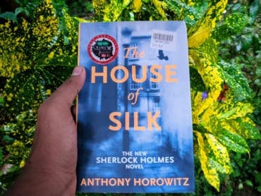 The House Of Silk By Anthony Horowitz Author Book Novel Review Rating Summary