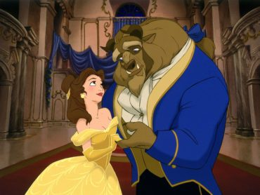 Beauty And The Beast Book Novel Movie Animated Disney Story