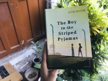 The Boy In The Striped Pajamas An Aching Place In My Heart