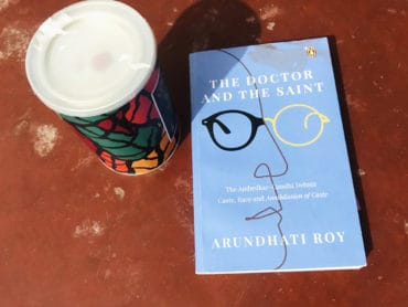 The Doctor And The Saint Arundhati Roy Author Novel Summary Rating Review