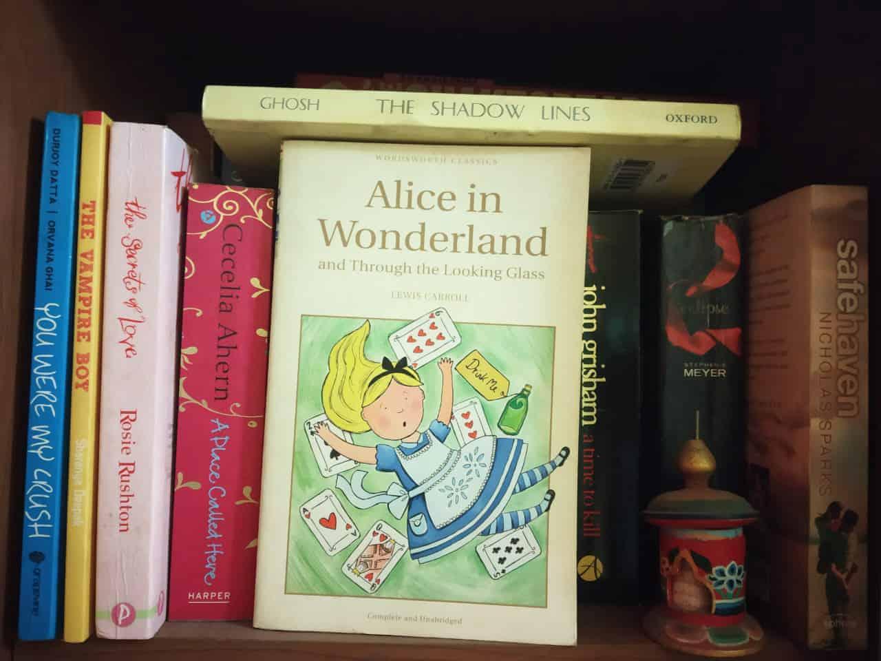 Alices Adventures In Wonderland Childrens Storybook Or A World Of Violence