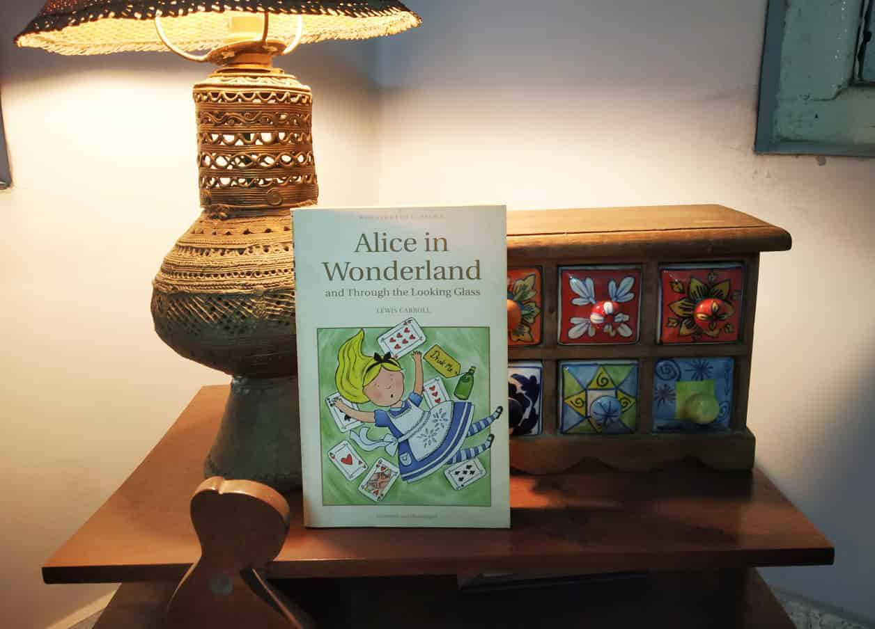 Alices Adventures In Wonderland Lewis Carroll Author Novel Review Rating Summary
