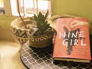 Wine Girl Victoria James Author Novel Review Rating Summary