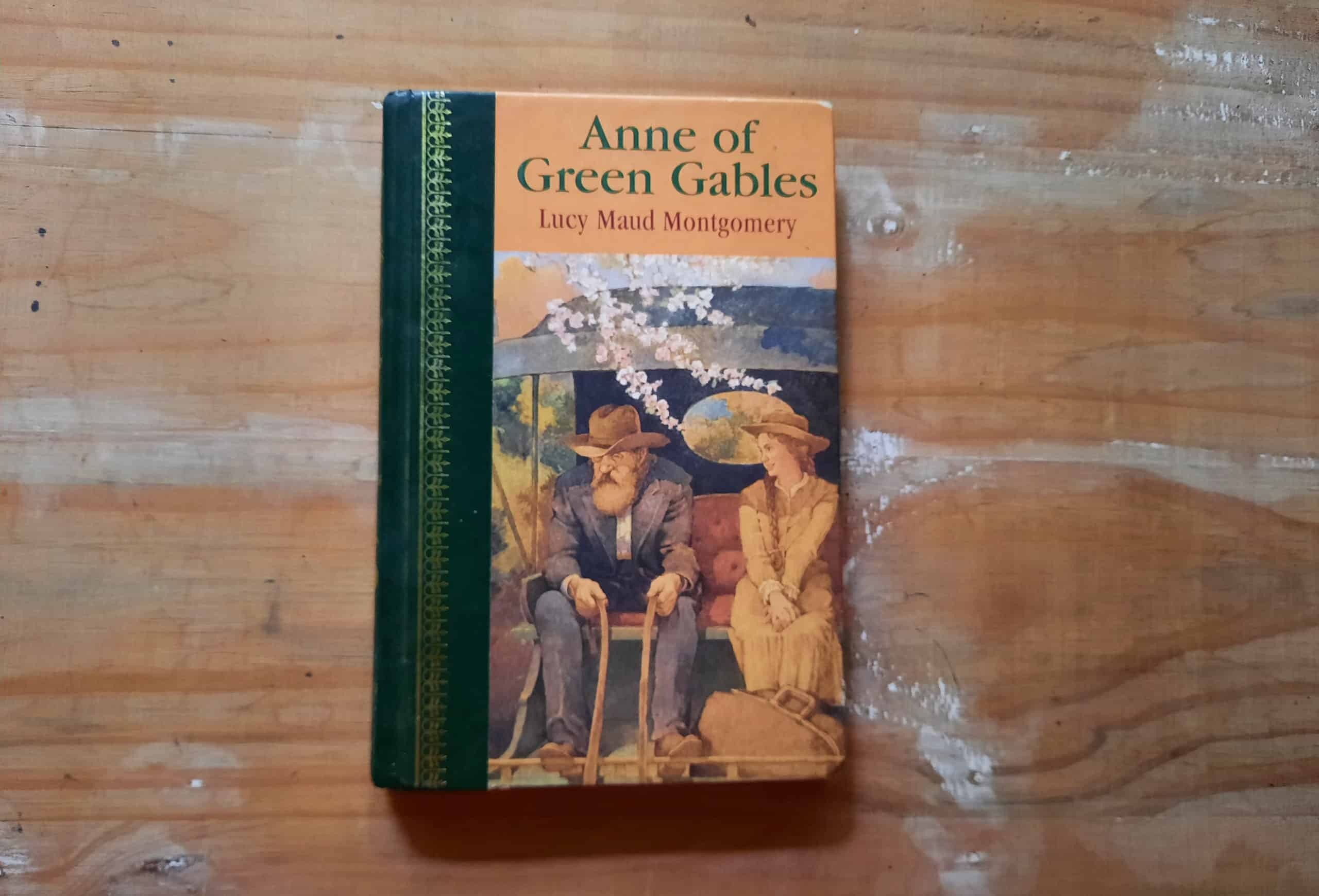 Anne Of Green Gables Lucy Maud Montgomery Author Review Rating Summary