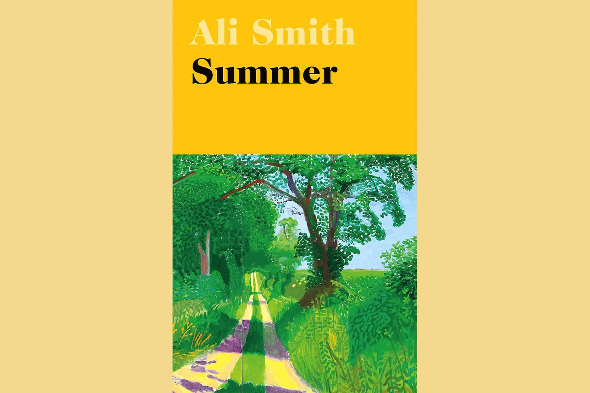 Summer (Seasonal Quartet) By Ali Smith