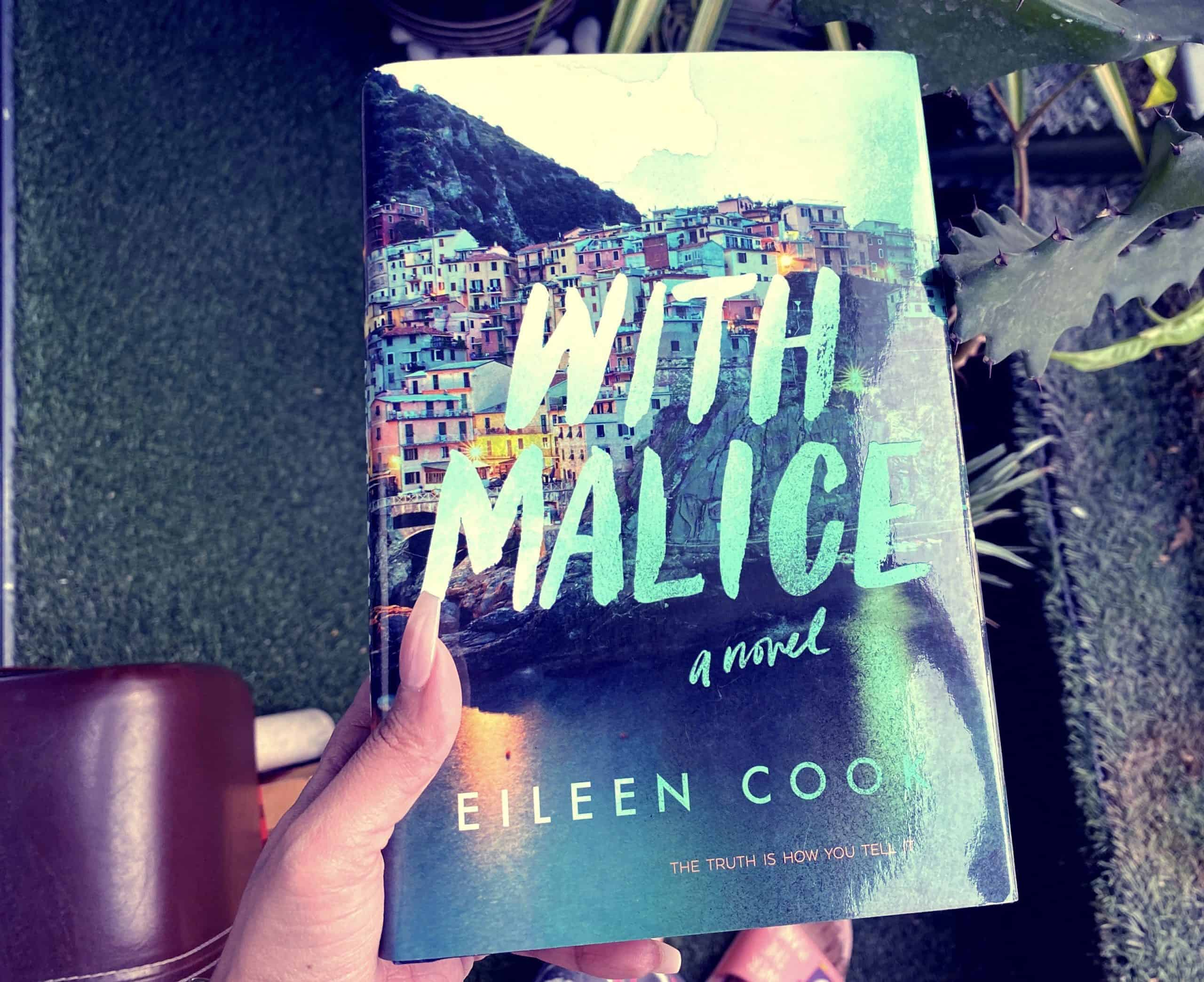 With Malice This Book Took Me By Surprise