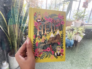Heidi Puffin In Bloom Johanna Spyri Author Review Rating Summary